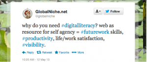 Don't let digital overwhelm stop you from getting the benefits of digital literacy