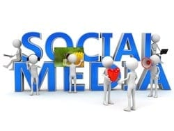 Social media marketing is an important part of a comprehensive online marketing strategy.