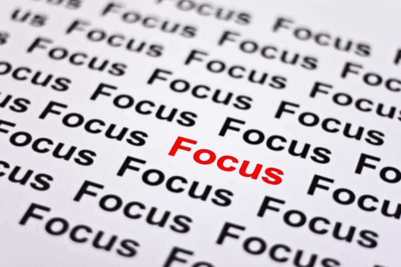 how to stay focused - Focus