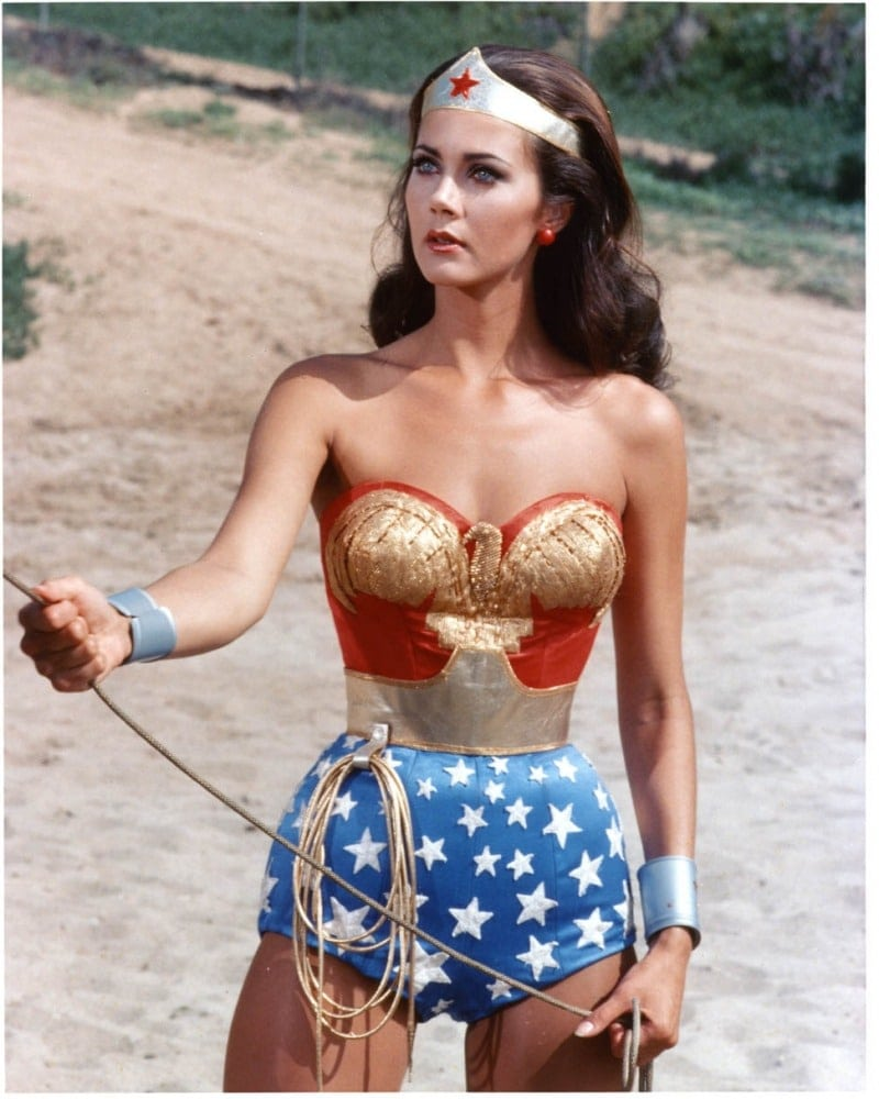 wonder woman tv series 04 g - Wonder Woman Arrives   (courtesy of George Takei and thefro)