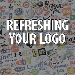 Refreshing Your Company Logo