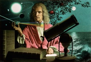 Law of Gravity-Isaac Newton