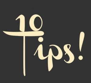 10 tips for women in business