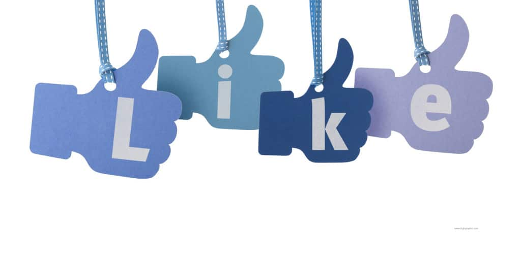 FB Likes1 - Converting Social Media Updates into Creative Blog Content