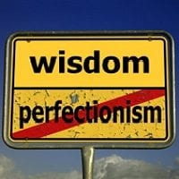 Try these tips to get past the perfection barrier that is holding you back