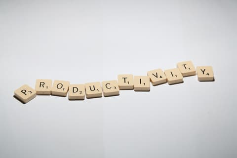 Social Media Productivity http://www.dreamstime.com/-image18942315