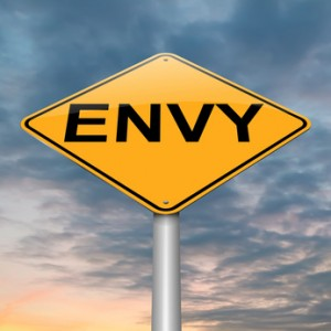 Jealousy, Envy, Ambition and the Entrepreneur