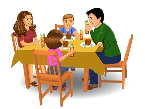 dreamstime xs 32487331 - dinner-table