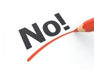 "Learn to Prioritize: Just say ""NO!"""