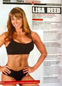 September 2013 issue of Muscle & Fitness Magazine