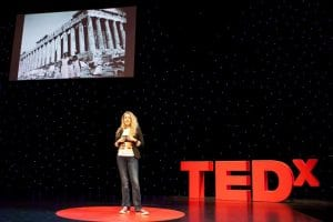 "Marily Nika TEDx script ""My Daughter's Career in tech: a Futurespective of a life yet to be lived"""