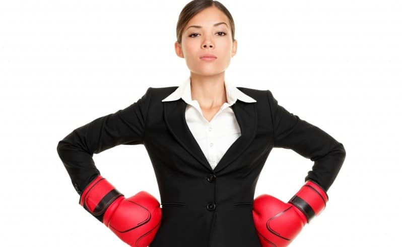 Business Woman with Boxing Gloves e1354843409486 - 1351080437