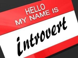 Hello My Name is a Introvert.