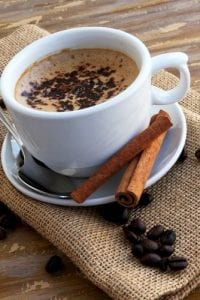 Have a cup of coffee with us...in the real or the virtual world..