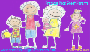 "Precious Kids Great Parents ""Hot Tips for Frazzled Parents"""