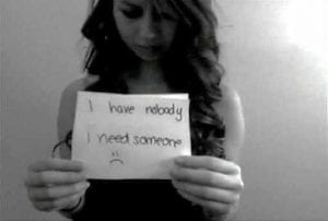 "From YouTube.com, Amanda Todd's video, ""My Story: Struggling, bullying, suicide and self-harm"""