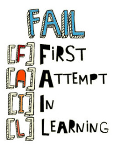 Fail Fast - and Start Over