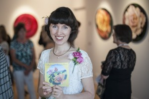 Awakening Around Roses Exhibition Opening and Book Launch