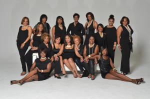 The Black and Pearl Photo Shoot: Pamela McCauley Bush