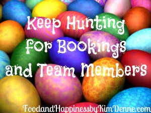 When it comes to Booking and Sponsoring, Keep Hunting!