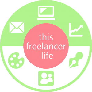This Freelancer Life logo