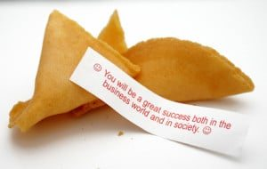 fortune cookie business