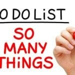 Fotolia 64884679 XS 1 150x150 - So Many Things To Do List