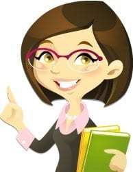 img-cartoon-woman-pointing-books-1