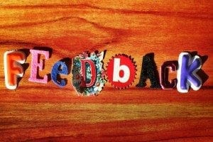 Feedback Faceoff by Morag Barrett