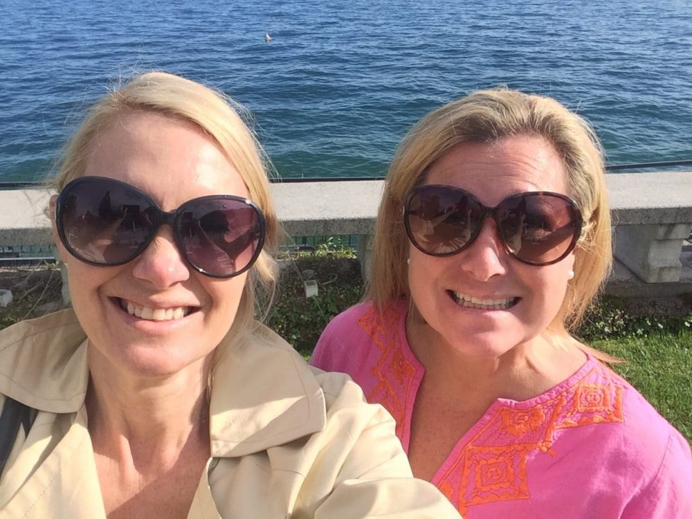 Starting a Business: Kim and Meridith on their excellent adventure!
