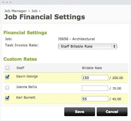 job-financial-settings