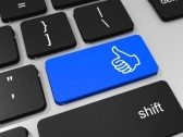 26981189 like symbol key on keyboard of laptop computer - 7 Ways to Write for Today's Readers