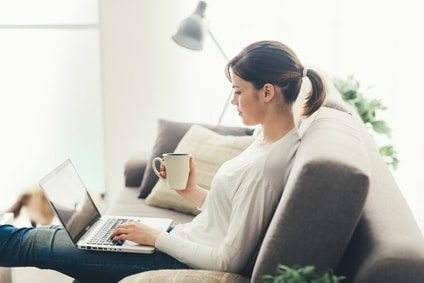 Online Learning from the comfort of your couch!