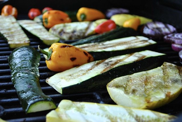 grilled vegetables 2172704 640 - 8 Summer Veggies Perfect for the Grill