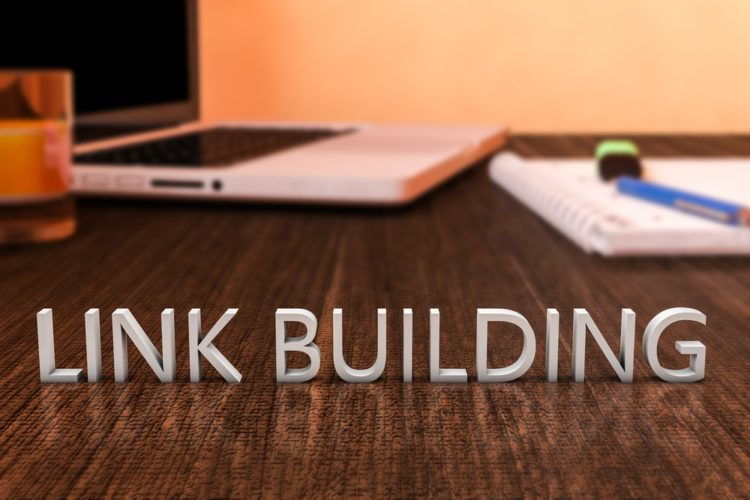 link building 750x500 - The importance of link building for service websites